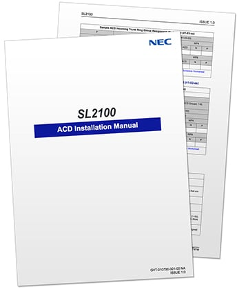 NEC SL2100 Software & Downloads: NEC SL1100 Distributors com